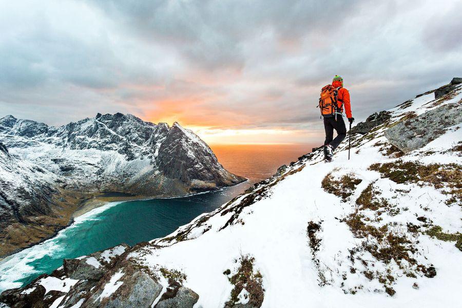 Lofoten Winter Hike - Doets Reizen - Vakantie Noorwegen- VisitNorway.com