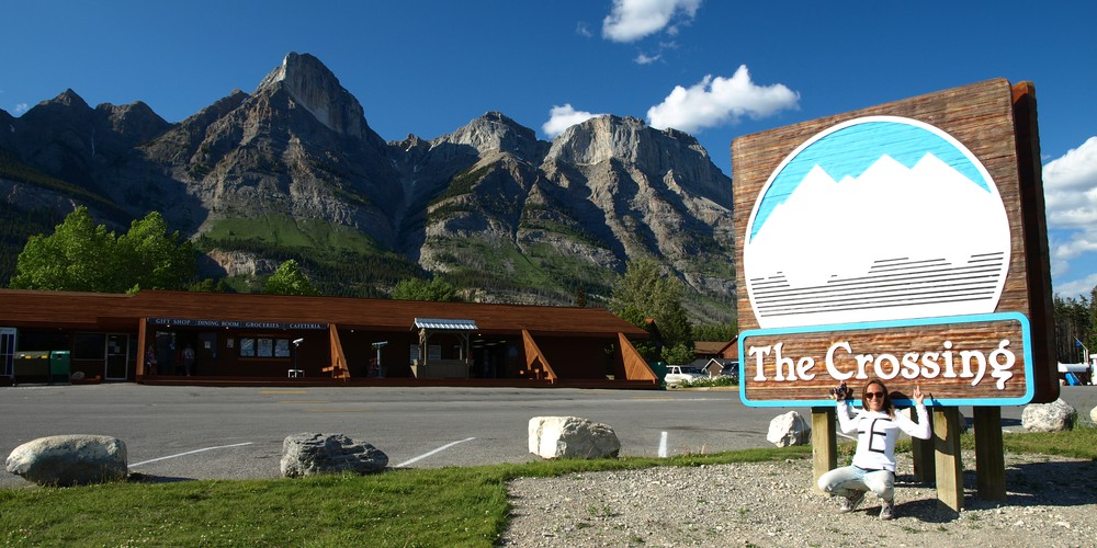 The Crossing Resort - Icefields Parkway - Alberta - Canada - Doets Reizen
