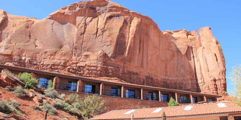 Goulding's Campground - Monument Valley - Utah - Doets Reizen
