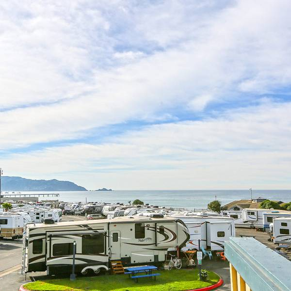 San Francisco RV Resort - campsite