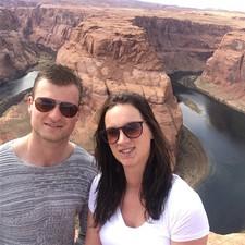 Rachelle&Mike .