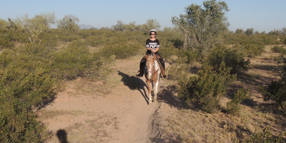 White Stallion Ranch Tucson - Arizona - Doets Reizen