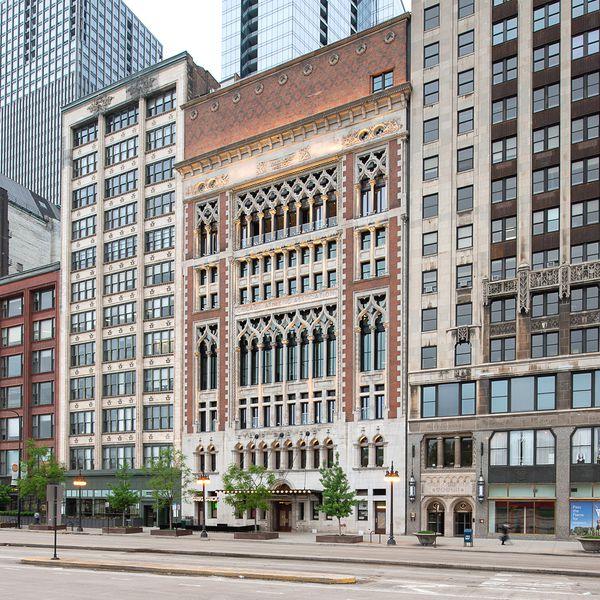 Chicago Athletic exterior