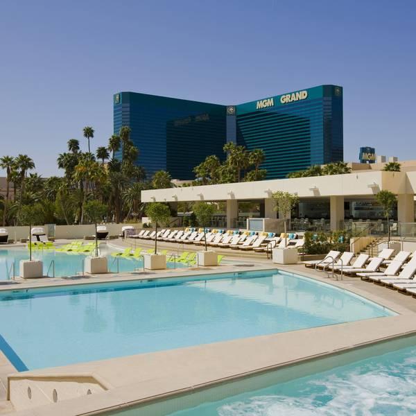 MGM Grand - zwembad