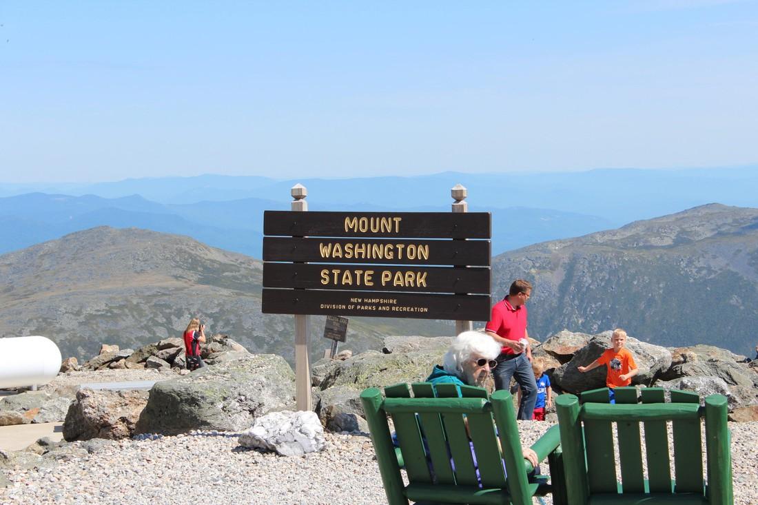 Mount Washington State Park - New Hampshire - Amerika - Doets Reizen