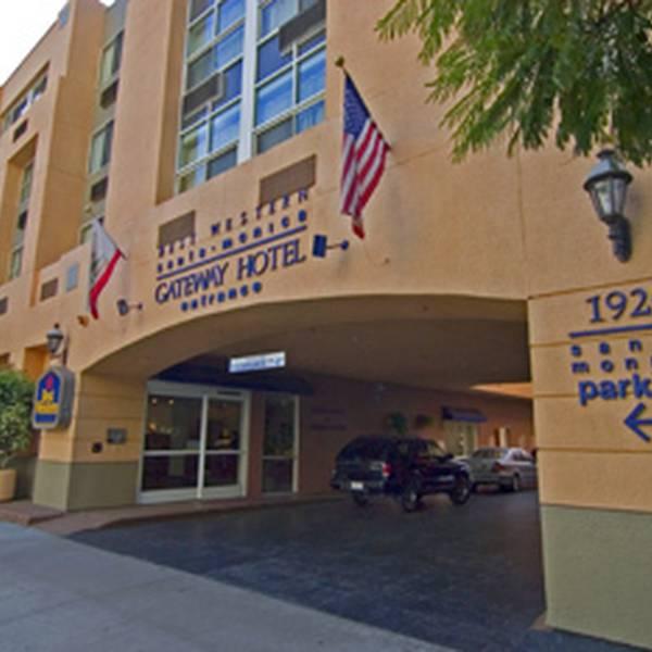 Best Western Gateway Hotel - aanzicht