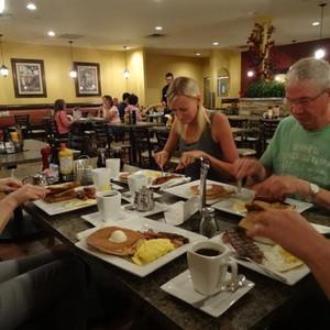 Reisdag 2 - breakfast - Dag 2 - Foto