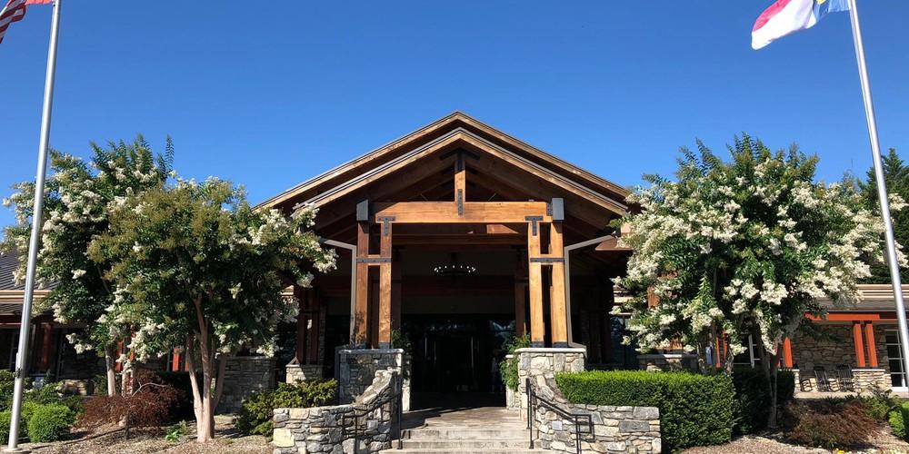 Crown Plaza Resort - Hotel - Asheville - North Carolina - Amerika - Doets Reizen