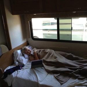Van Los Angeles naar Lake Havasu - Dag 7 - Foto