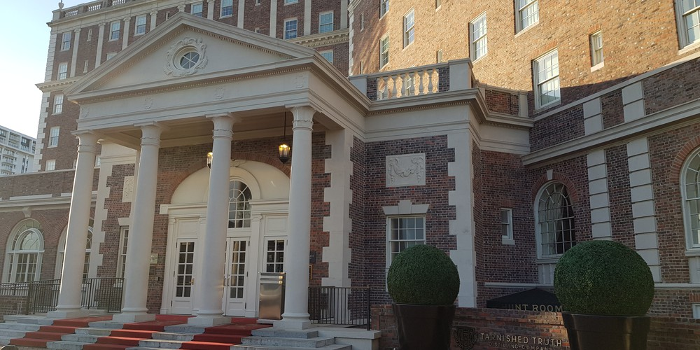 Cavalier Hotel - Virginia Beach - Virginia - Amerika - Doets Reizen