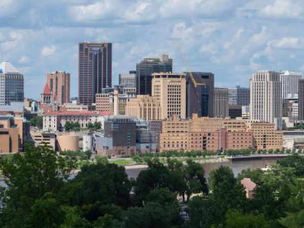 St. Paul - Minneapolis - Minnesota - Amerika - Doets Reizen