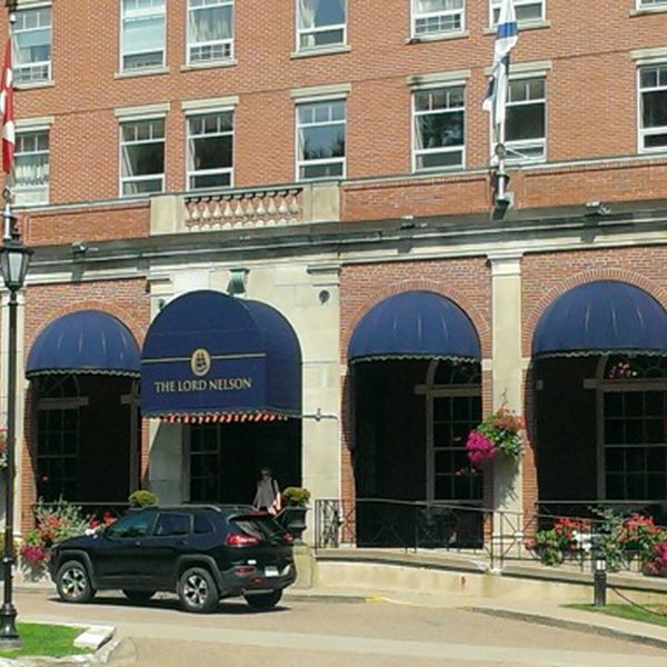 Lord Nelson Hotel\ Halifax - exterior