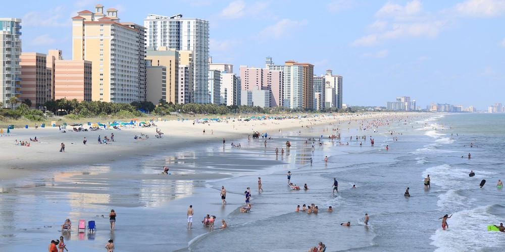 Myrtle Beach - South Carolina - Amerika - Doets Reizen