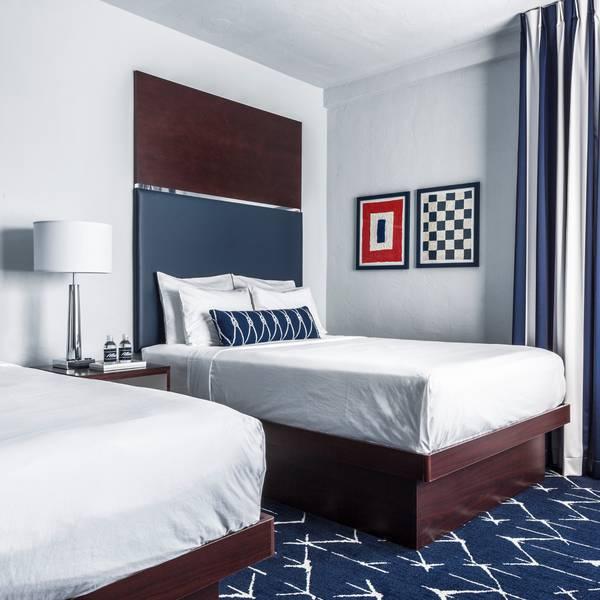 Albion Hotel - Kamer voorbeeld