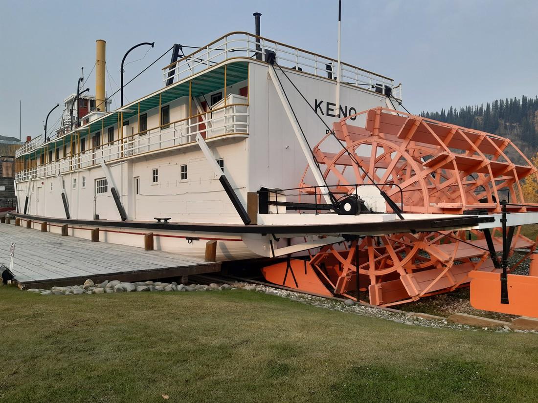 Dawson City - Yukon - Canada - Doets Reizen