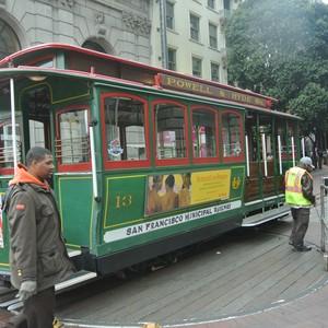 San Francisco - Alcatraz & Cable cars - Dag 10 - Foto