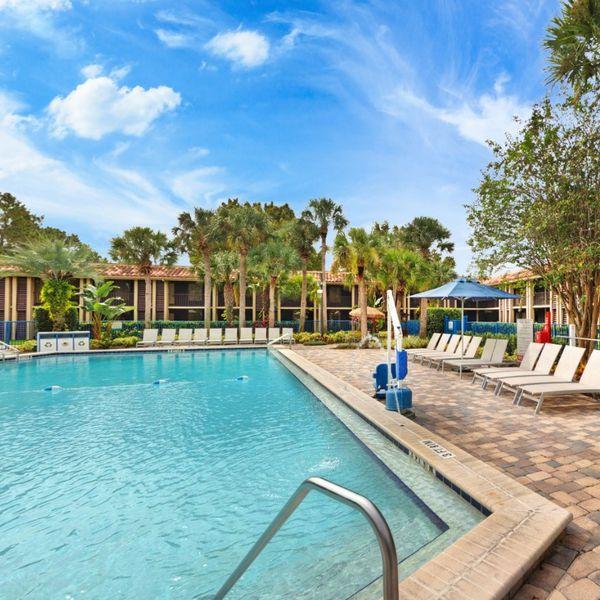 DoubleTree by Hilton Hotel Orlando at SeaWorld 1