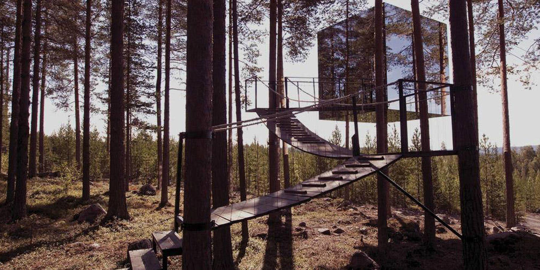 Treehotel - Doets Reizen - Vakantie in Zweden - Credits Visit Treehotel.nl