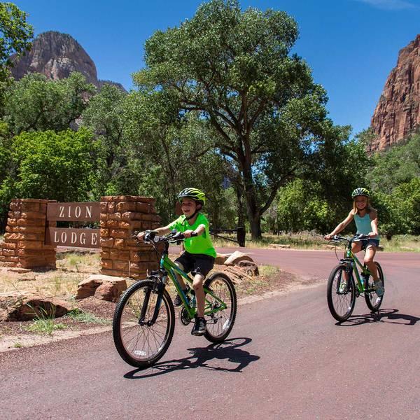 Fietsen Zion National Park - Utah - Doets Reizen
