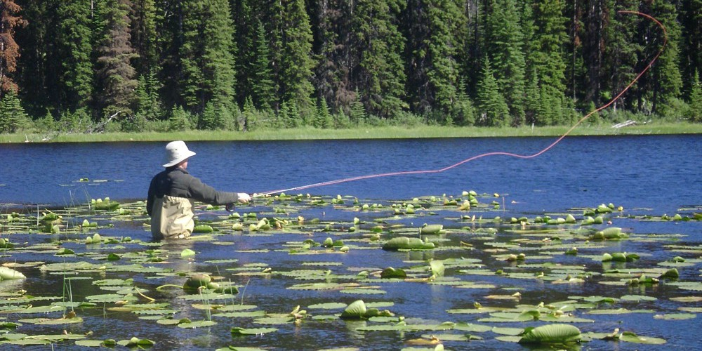 Siwash Lake Guest Ranch - British Columbia - Canada - Doets Reizen