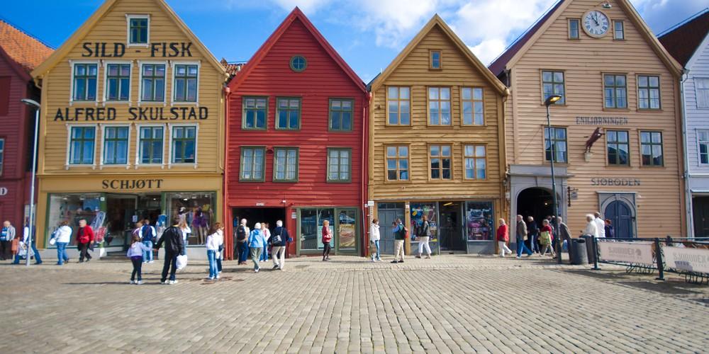 Bergen stad - Doets Reizen - Vakantie Noorwegen - Credits VisitNorway