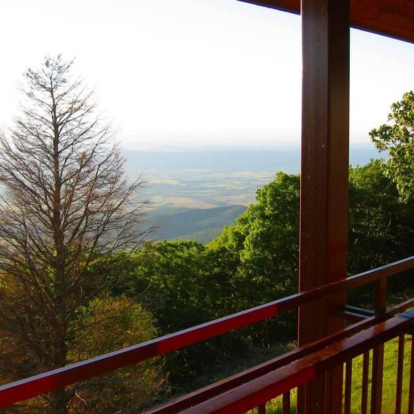 Skyland Resort - uitzicht