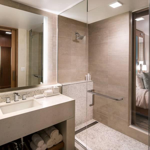 Pasea Hotel - badkamer