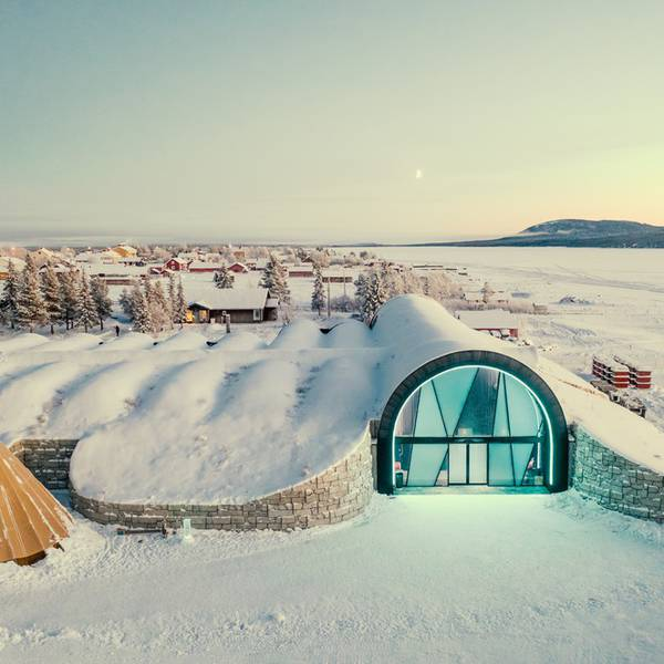 Ultimate Lapland - Icehotel365