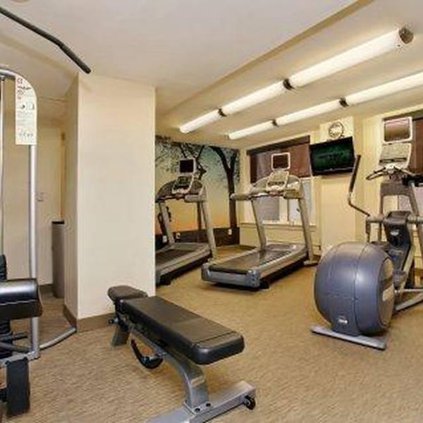 The Ellis Hotel - gym