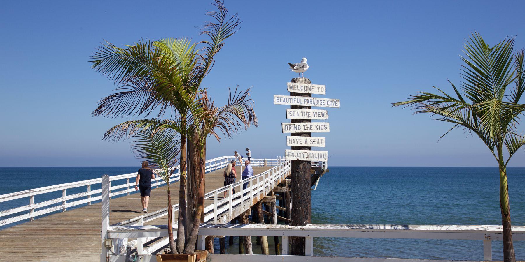 Malibu - California - Amerika - Doets Reizen