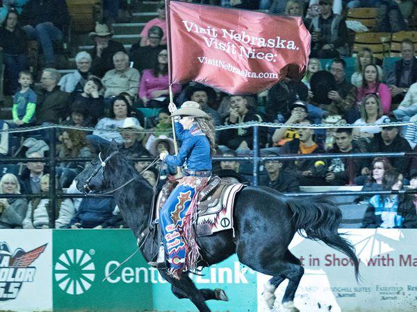 Rodeo in Nebraska