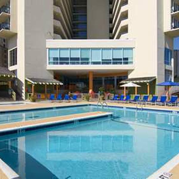 Hilton Myrtle Beach Resort - pool