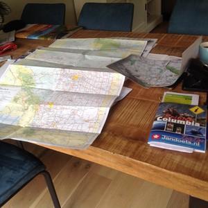 Voorbereiding - Dag 1 - Foto