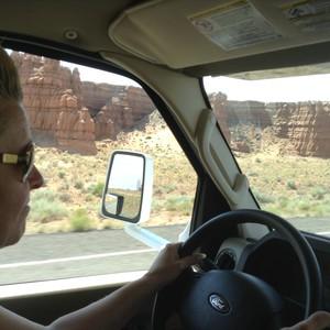 Van Moab naar Bryce Canyon - Dag 14 - Foto