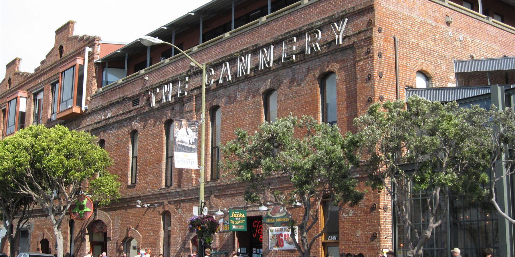 The Cannery - San Francisco - California - Amerika - Doets Reizen