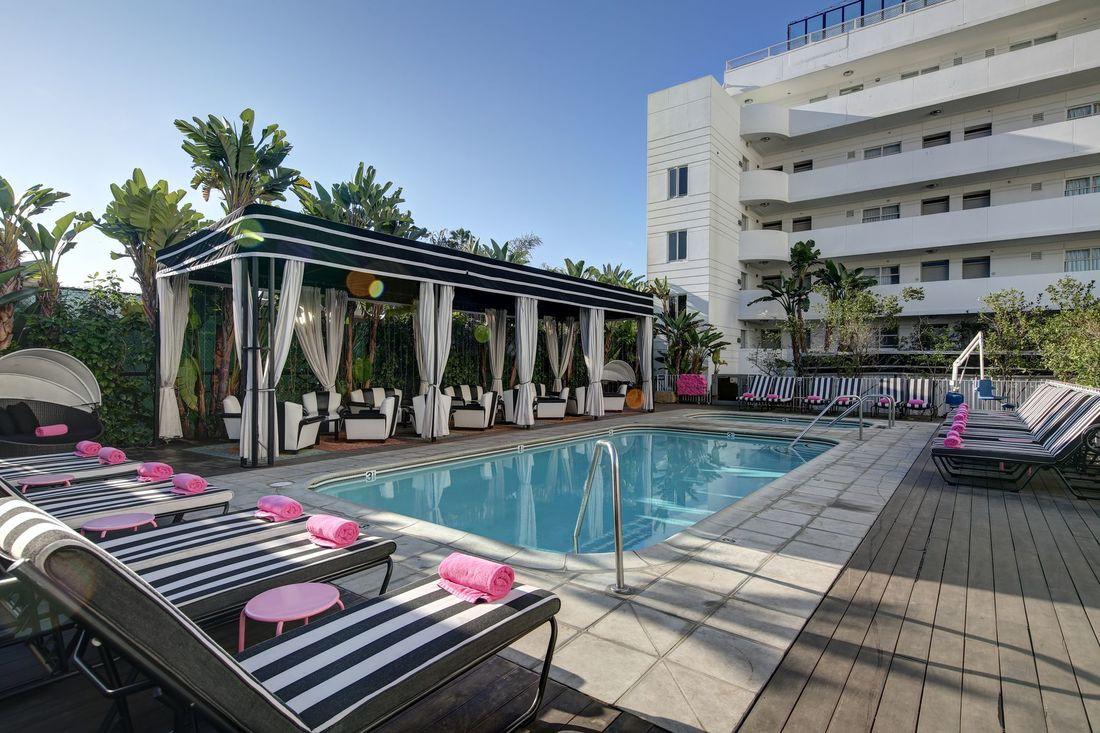 Hotel Shangri-La - Santa Monica - Los Angeles - California - Amerika - Doets Reizen