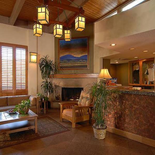 Poco Diablo Resort - lobby