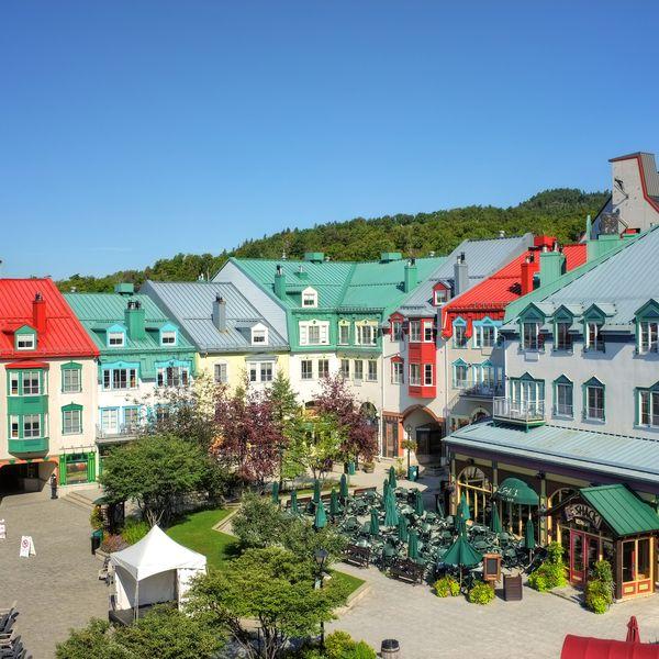Mont Tremblanc - Quebec - Canada - Doets Reizen