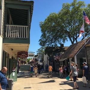 Dag 4 naar St Augustine (oudste stadje van de VS) - Dag 4 - Foto
