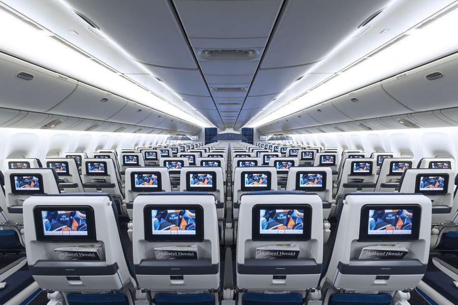 KLM Economy Class - Doets Reizen