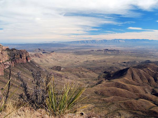 Big Bend National Park - Texas - Doets Reizen