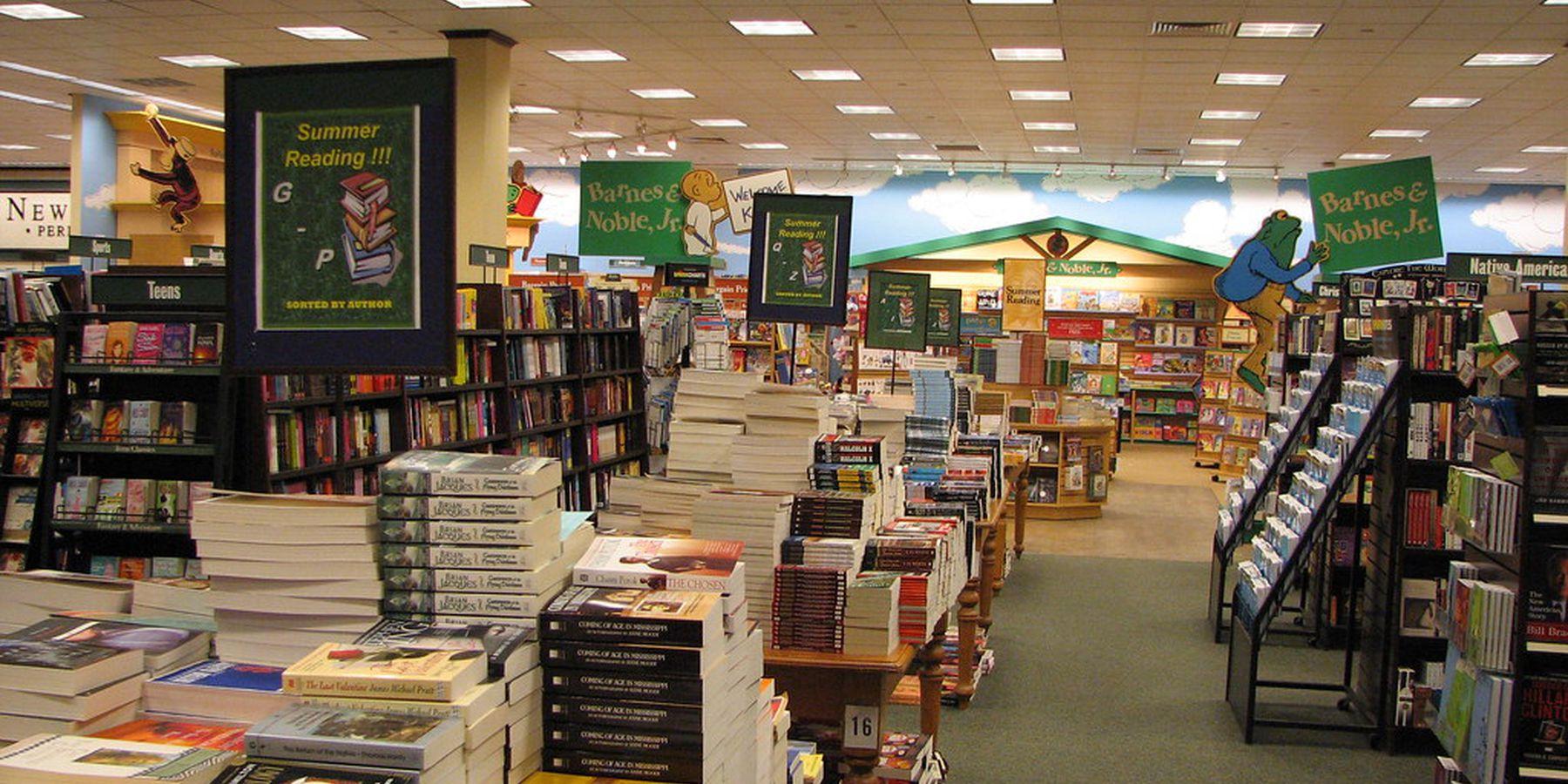 Barnes & Noble - New York - Doets Reizen