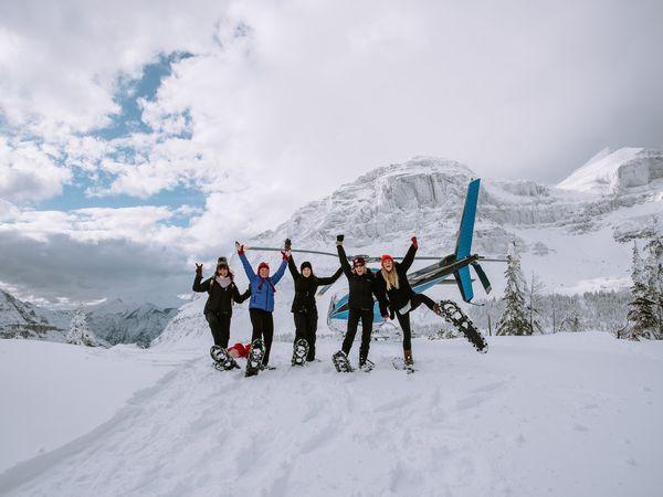 Wintersport - Heliskiën - Banff - Lake Louise - Alberta - Canada - Doets Reizen
