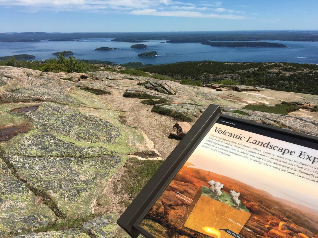Acadia National Park - Maine - Amerika - Doets Reizen