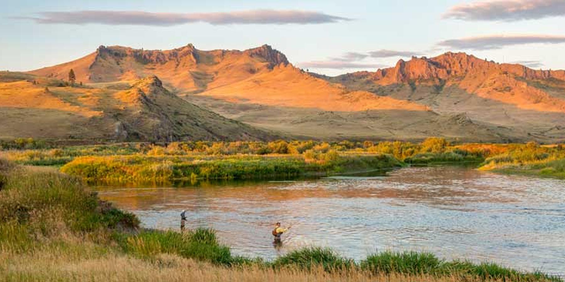 Great Falls - Montana - Amerika - Doets Reizen