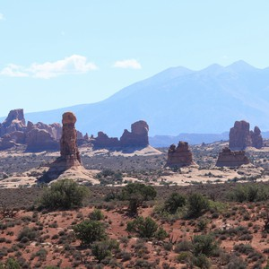 Arches National Park - Dag 15 - Foto