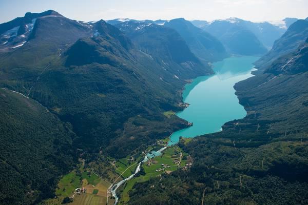 Sogn og Fjordane - Doets Reizen - Vakantie Noorwegen - CreditsVistNorway