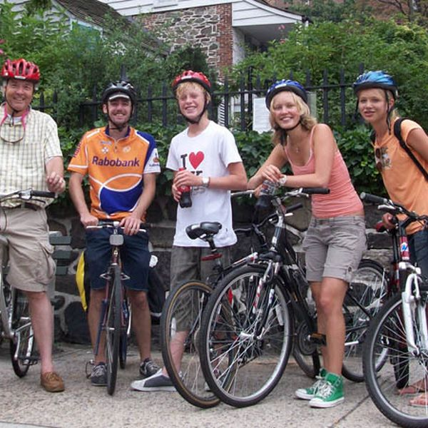 Fietsen in New York - Bike The Big Apple - New York - Doets Reizen