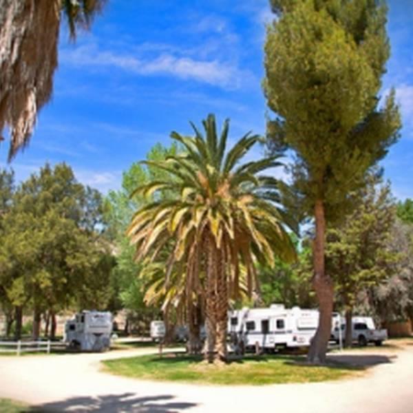 Soledad Canyon RV - campinggplaats
