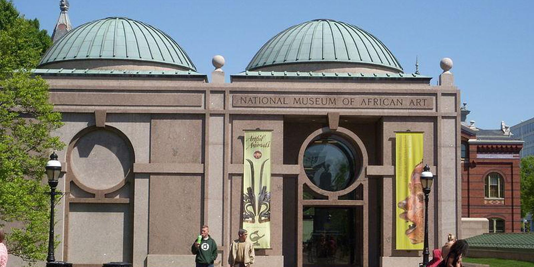 National Museum of the African Art - Washington D.C. - Doets Reizen